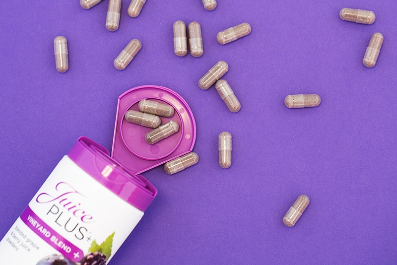 What is Juice Plus - Capsules